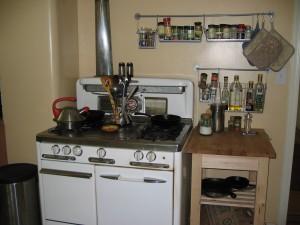O'Keefe & Merritt stove