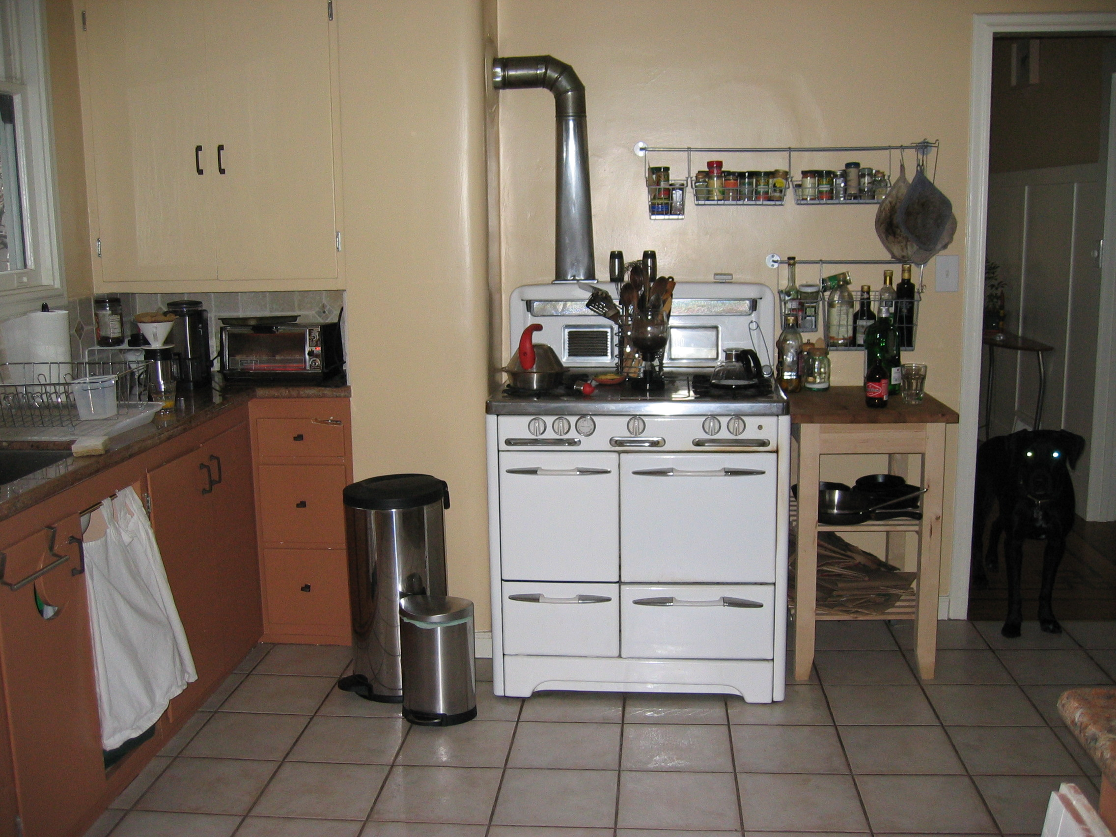 Could you would you rescue this 1930s kitchen