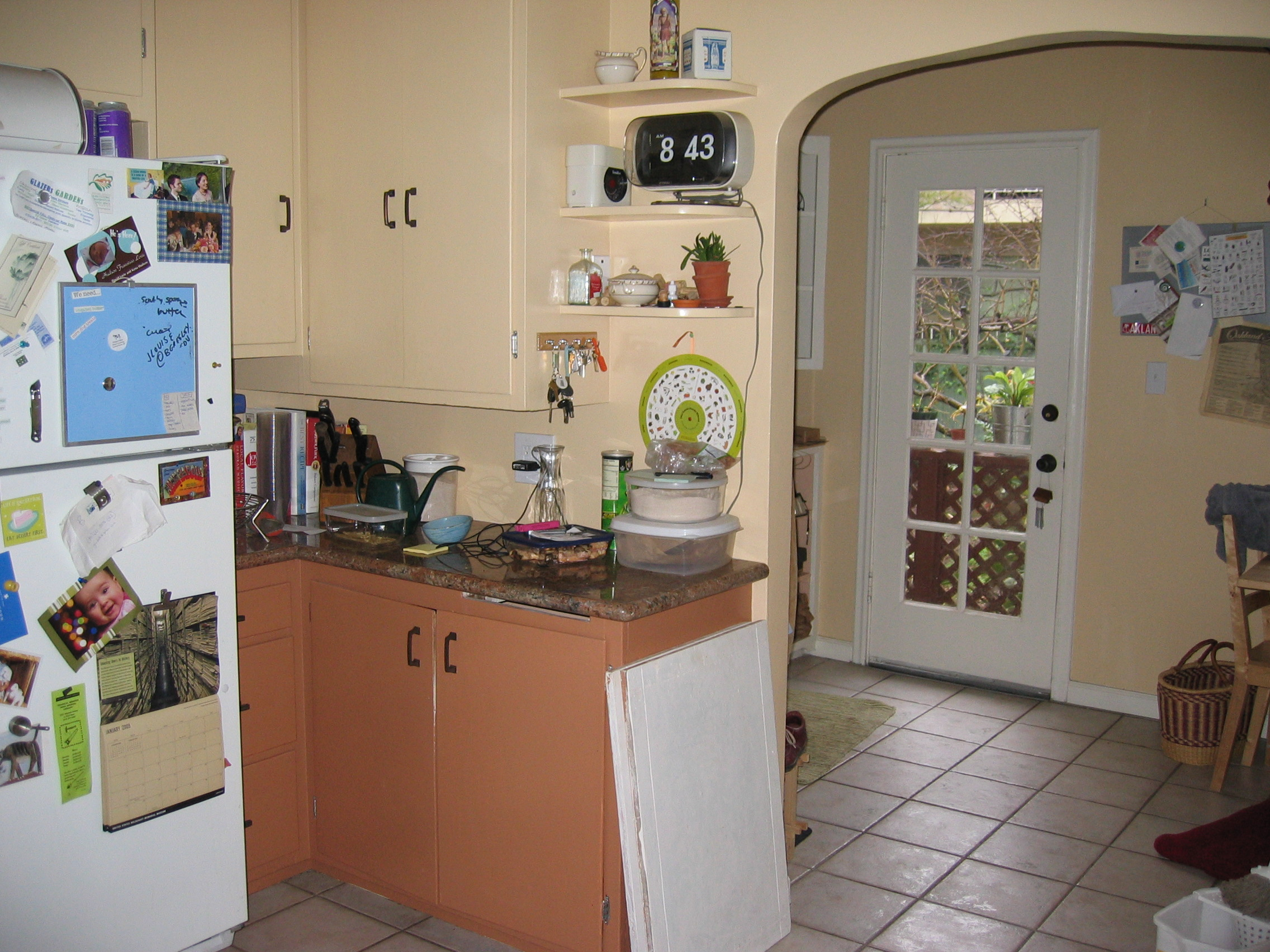 could you (would you!) rescue this 1930s kitchen?