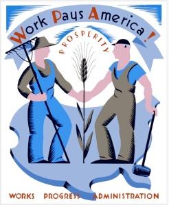 WPA: Work Pays America!