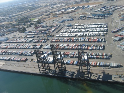 More Port of Oakland