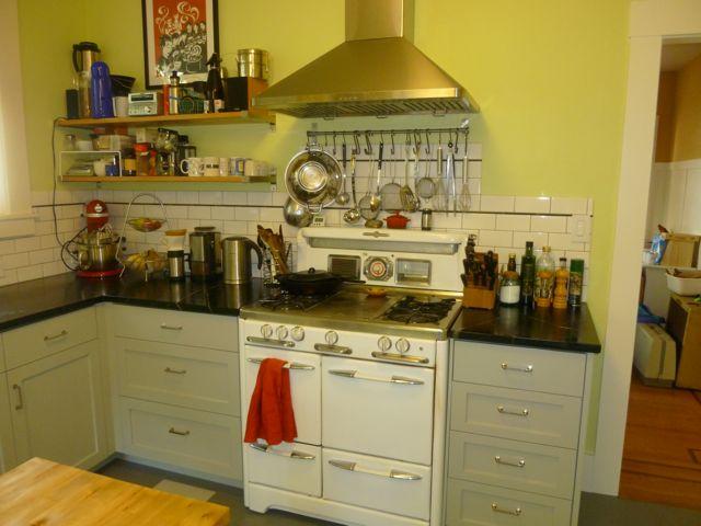 Modern California Bungalow Kitchen Finally Finished